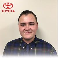 Christopher Perreault at Bristol Toyota