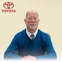 Steven  Axtell at Bristol Toyota