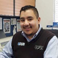 Jorge Flores at Honda of El Cerrito