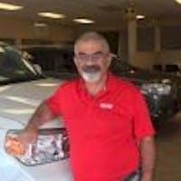 Sal Valenti at Seeger Toyota
