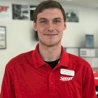 Mike Ribble at Seeger Toyota