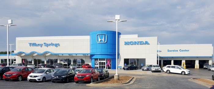 Honda of Tiffany Springs, Kansas City, MO, 64153