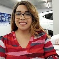 Dominique Castillo at Texoma Hyundai