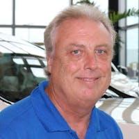 Patrick McFarland at Crown Eurocars - Service Center