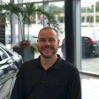 Joe Williams at Crown Eurocars