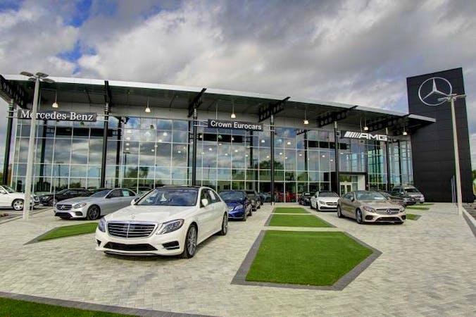 crown eurocars mercedes benz used car dealer service center dealership ratings crown eurocars mercedes benz used