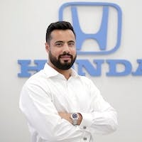 Hydar Al-Alak at Arrowhead Honda