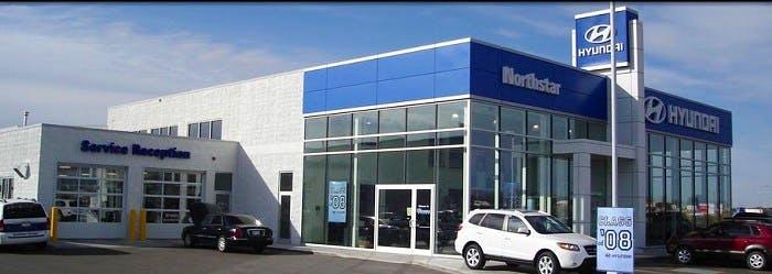 Northstar Hyundai, Edmonton, AB, T5L 2L5