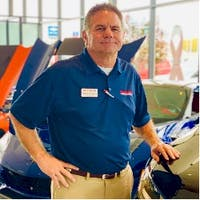 Tom Blackwell at Hudiburg Chevrolet Buick GMC