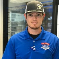 Zach Wilson at Hudiburg Chevrolet Buick GMC