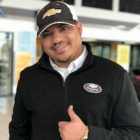 Jared Jackson at Hudiburg Chevrolet Buick GMC