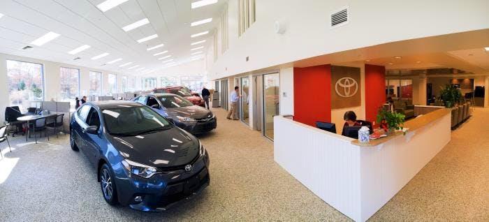 Falmouth Toyota, Buzzards Bay, MA, 02532