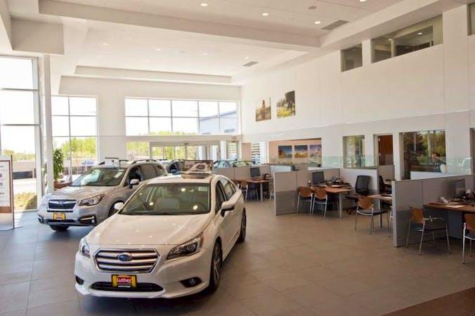 White Bear Acura Subaru, Vadnais Heights, MN, 55110