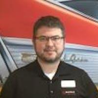 Jacob Carlin at Suburban Chevrolet Cadillac of Ann Arbor
