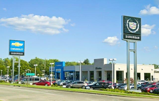Suburban Ann Arbor >> Suburban Chevrolet Cadillac Chevrolet Cadillac Service