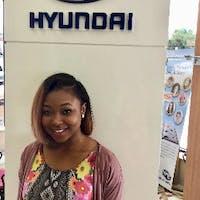 Adaeze  Etuns at Len Stoler Ford & Hyundai