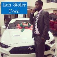 Eric White at Len Stoler Ford & Hyundai