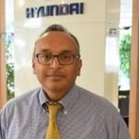 Sam Patel at Jim Ellis Hyundai