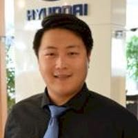 David Kim at Jim Ellis Hyundai