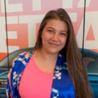Julianne Magdaleno at Colonial Volkswagen of Westborough