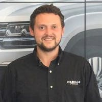 Dylan Begin at Colonial Volkswagen of Westborough