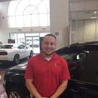 David Rivas at Hebert's Town and Country Chrysler Dodge Jeep RAM
