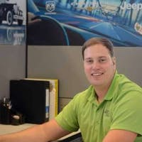 Jason Prudhomme at Hebert's Town and Country Chrysler Dodge Jeep RAM