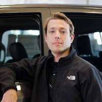 Colby Currier at Hebert's Town and Country Chrysler Dodge Jeep RAM