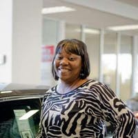 Monica Johnson at Hebert's Town and Country Chrysler Dodge Jeep RAM