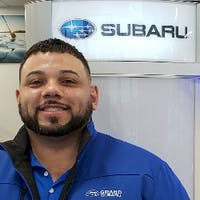 Ramon Cintron at Grand Subaru