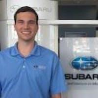Mark  Hoen at Grand Subaru