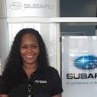 Sharlene Titre at Grand Subaru
