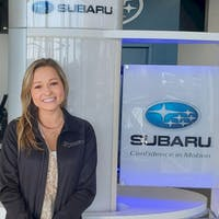 Ashley  Winter at Grand Subaru