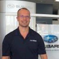 Greg Janik at Grand Subaru