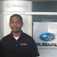 Andrew  Jennings at Grand Subaru