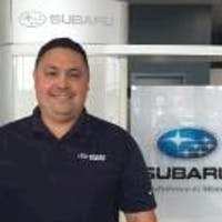 Damien  Chin at Grand Subaru