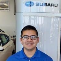 Steven  Hernandez at Grand Subaru