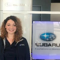 Brianna Bartoli at Grand Subaru