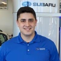 Chris Thomas at Grand Subaru