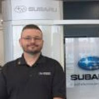 Conrad Swiatkowski at Grand Subaru