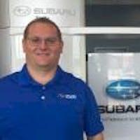 Chris  Czaja at Grand Subaru