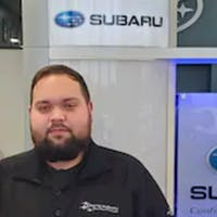 Gabriel Talpos at Grand Subaru