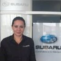 Afiza Abaihanova at Grand Subaru