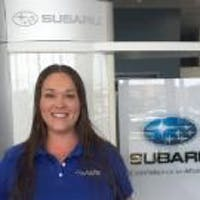 Nealy Anderson at Grand Subaru