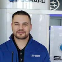 Cameron Haque at Grand Subaru