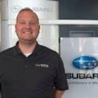 Brandon Metz at Grand Subaru