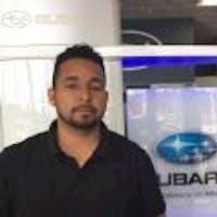 William Mojica at Grand Subaru