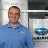 Matt   Dwral at Grand Subaru