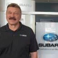 Joe  Lewicki at Grand Subaru