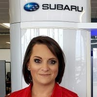 Jenell Clark at Grand Subaru